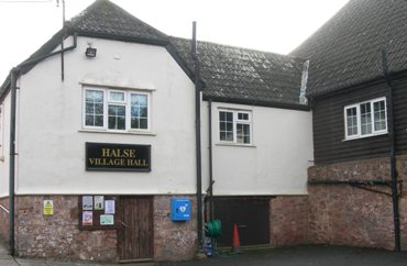 [Halse Village Hall]